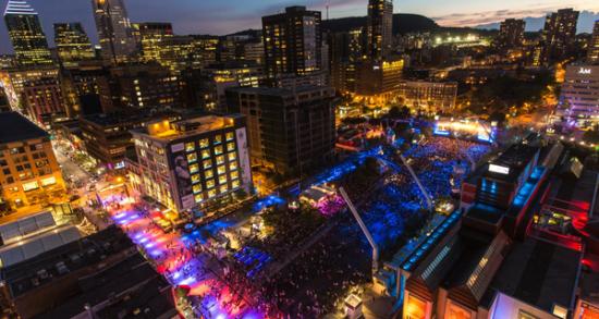 30 festivales y eventos que no debes perderte este verano en Montreal
