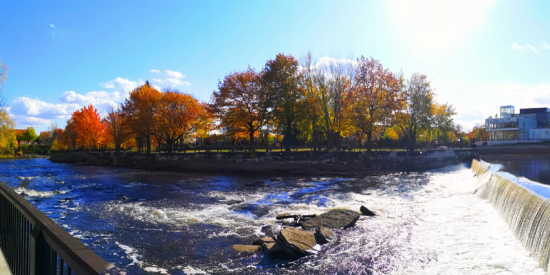 Caminatas en Lanaudière : La place des Moulins