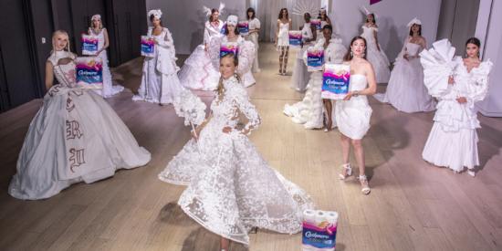 Moda creativa y solidaria en el Bal Masqué Virtuel