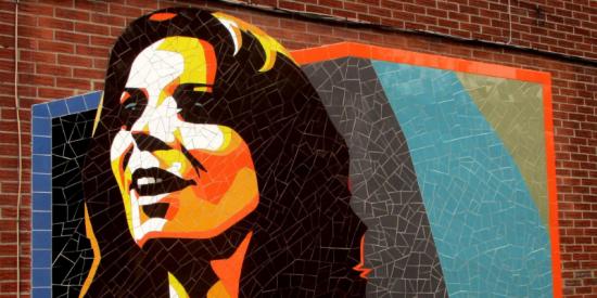 Un nuevo mural en honor a Renée Claude