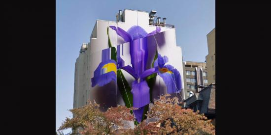 Arte callejero: Montreal anuncia dos nuevos murales en el centro de la ciudad